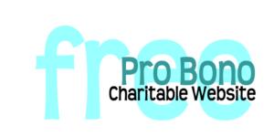 Pro Bono Charitable Website