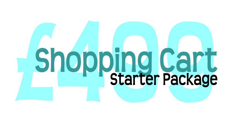 Shopping Cart Starter Package