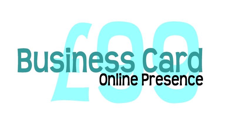 Business Card Online Presence