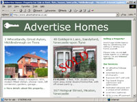 Advertise Homes