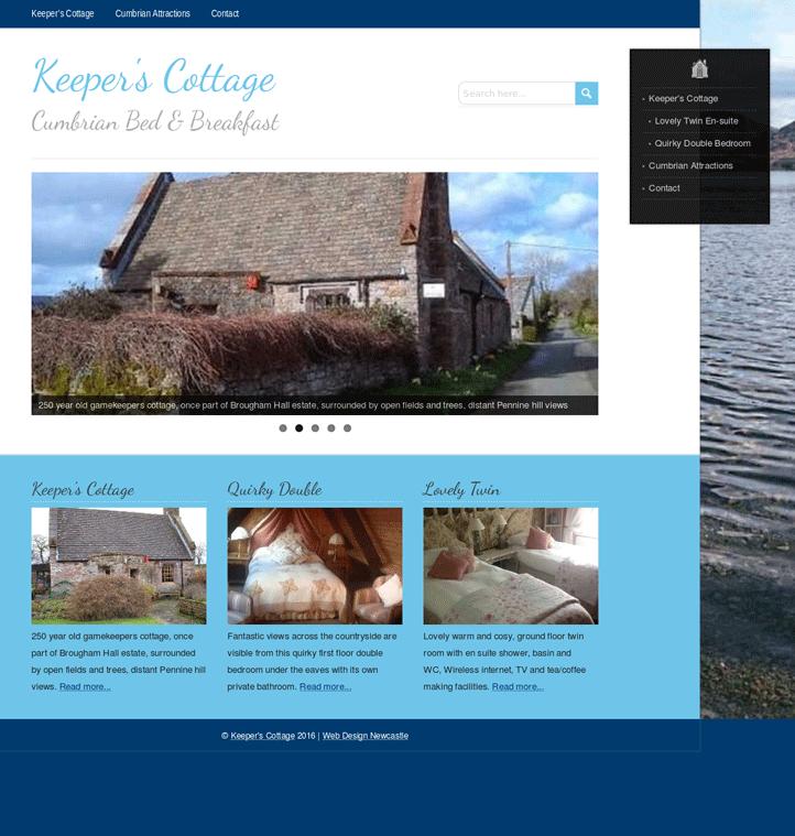 Keeper's Cottage B&B