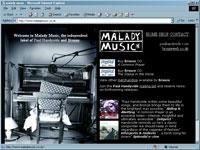 Malady Music